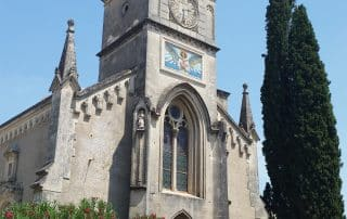 église d'Aiguèze
