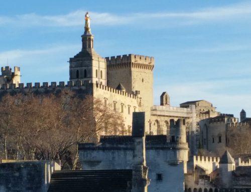 Week-end en Avignon