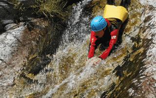Natacha canyoning