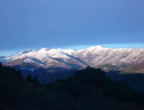 L'hiver en Ardèche