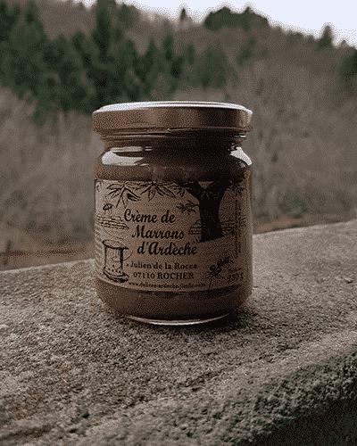crème marrons