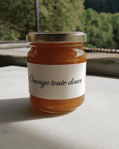 Orange toute douce